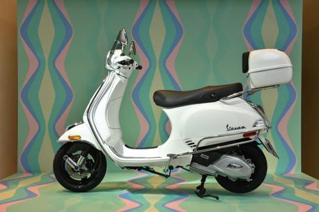 搶攻暑期戰場 Vespa LX125 i-get $89,900上市