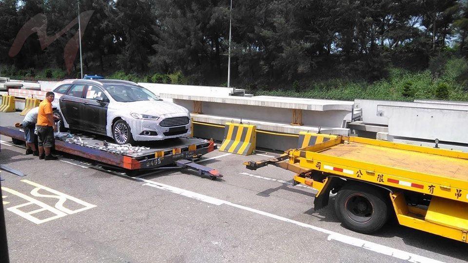 車友期待已久的Mondeo Wagon,將正式導入台灣市場。 取自Mondeo車...