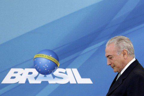 巴西檢察院長正式向聯邦最高法院提訴,指控總統特梅爾貪汙,更明言其「非法行為非常惡...