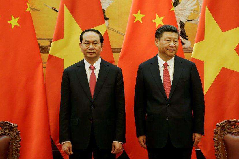 CLMV國家指的是相對落後的柬埔寨、寮國、緬甸與越南;這組國家對中國的貿易依賴亦...