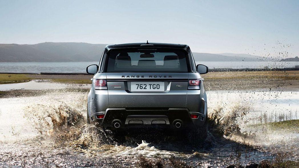 現在的柴油車款所排出的懸浮微粒,比起十年前已經減少了95%。圖為Range Rover SPORT。 摘自Land Rover