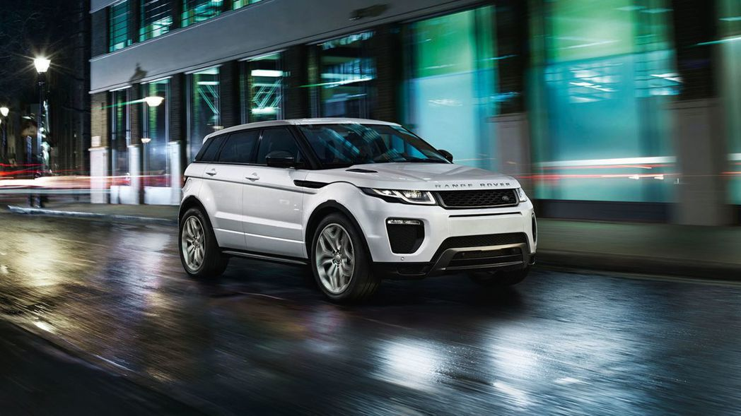 Jeremy Hicks認為,不能把所有汙染問題歸咎於柴油引擎。圖為Range Rover EVOQUE。 摘自Land Rover