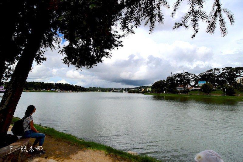 大叻春香湖。 攝影/賴勳毅