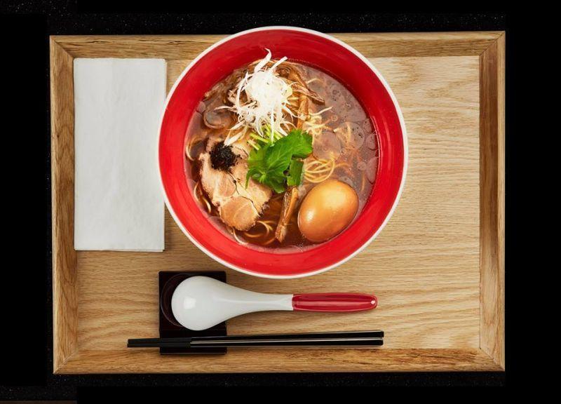 醬油拉麵。(圖/Tsuta Taiwan FB)