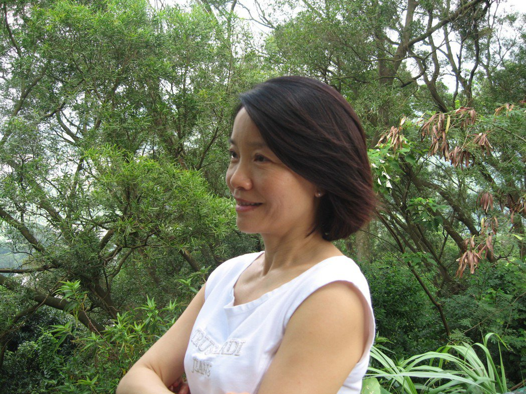 陳育虹是首位獲聯合報文學大獎的女詩人。圖/陳育虹提供