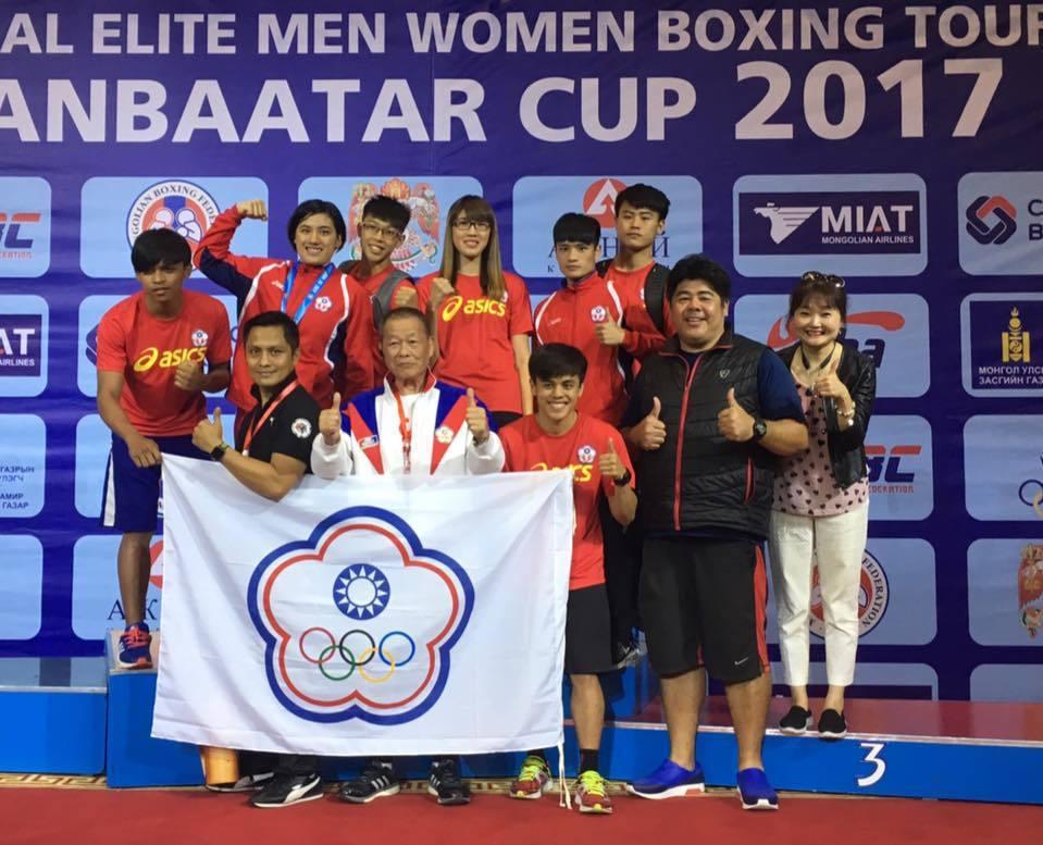 台灣選手參賽,表現出色。圖/新竹市政府提供