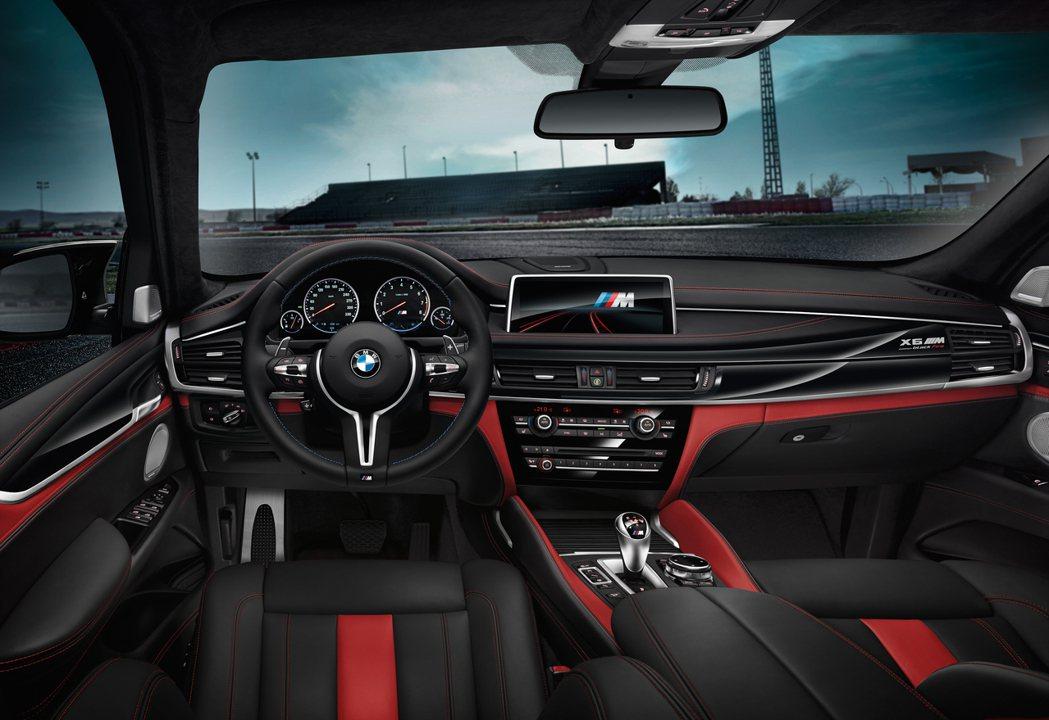 內裝。圖/BMW提供