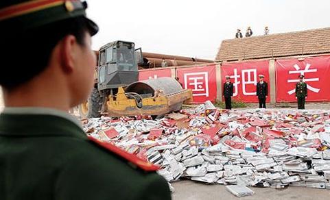 歐洲刑警組織和歐盟智財權辦公室報告指出,全球86%的假貨來自大陸和香港。(百度圖...