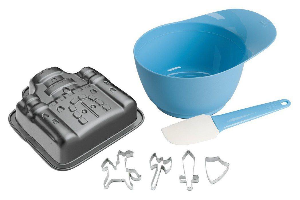 兒童專用烘焙禮合組(騎士)。圖/KAISER提供