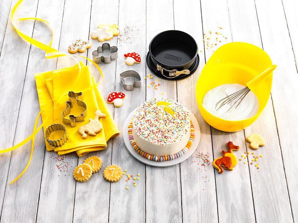 兒童專用烘焙禮合組(龍)。圖/KAISER提供