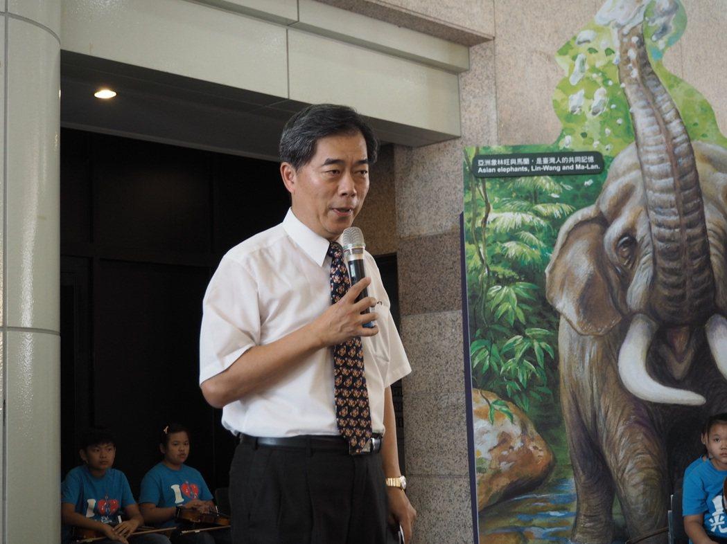 國立自然科學博物館長孫維新今天有感而發說,「羅浮宮正派員去中亞,搶救在戰火的古物...