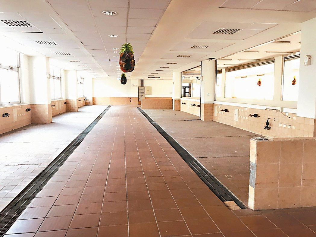 關東市場將大改造,從立面到各樓層空間全面更新。 圖/新竹市政府提供