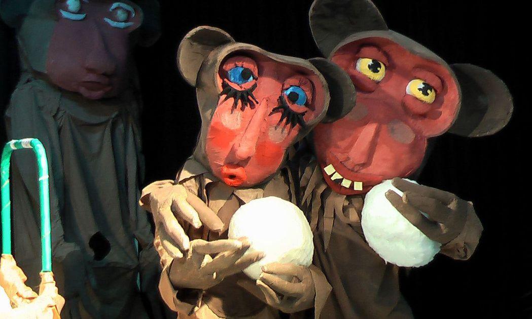 「衛武營童樂節」開幕強檔推出「我們的大人偶計畫」,國、內外偶劇團集體創作。 記者...