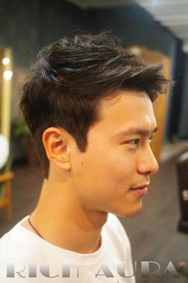 髮型創作/AURA奧樂髮型 - Rich。圖/HairMap美髮地圖提供