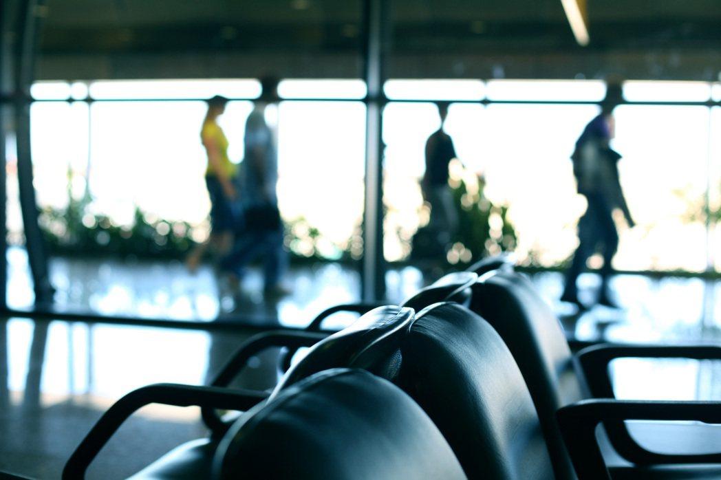 機場示意圖。配合美國國土安全部運輸保安署(TSA)要求強化飛美航班相關保安控管措...