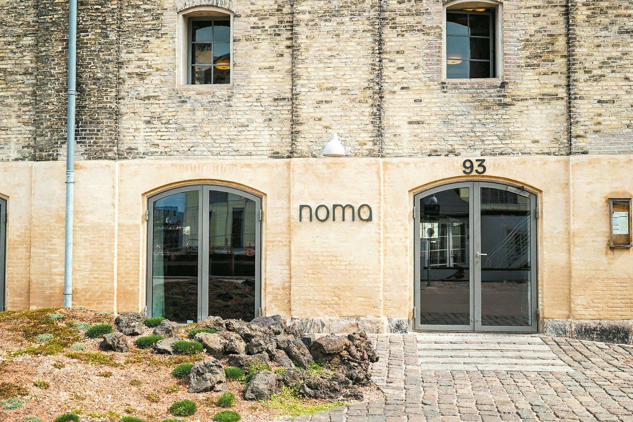 多次獲得美食評鑑第一的Noma在世界各地都引起熱潮。 圖/高琹雯Liz