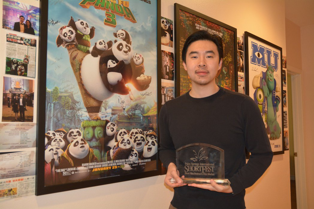 美國哥倫比亞大學電影學院華裔研究生程愉,希望未來拍出更多更好講述華人和亞美人故事...