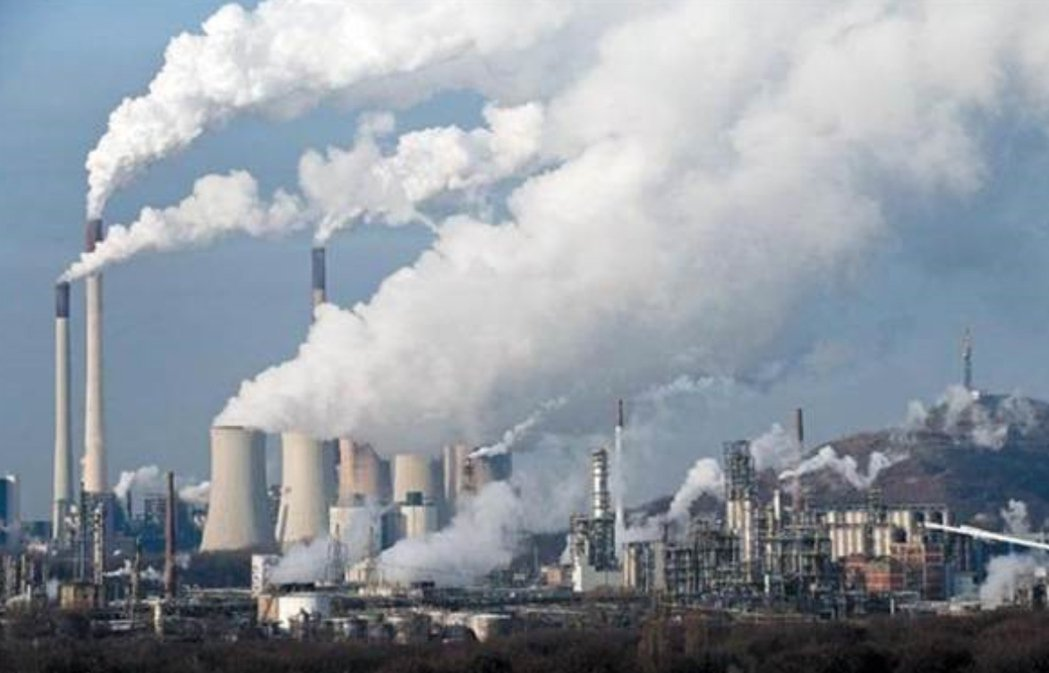 燃煤是全球暖化的元凶。 美聯社