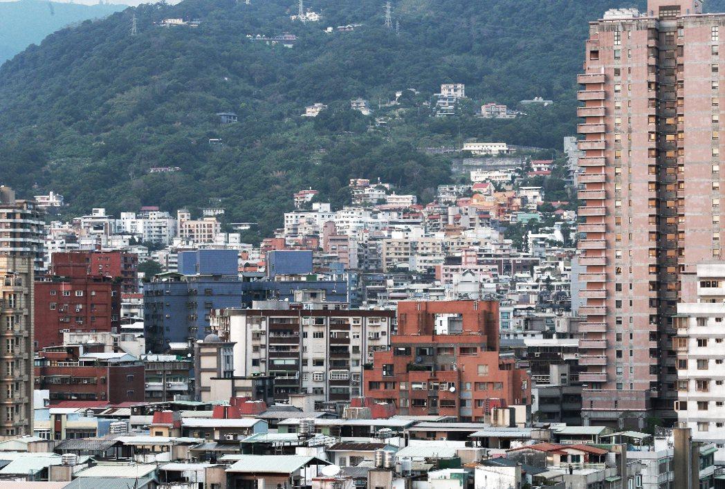 台北市住宅租金加碼補助。 聯合報系資料照片/記者林伯東攝影
