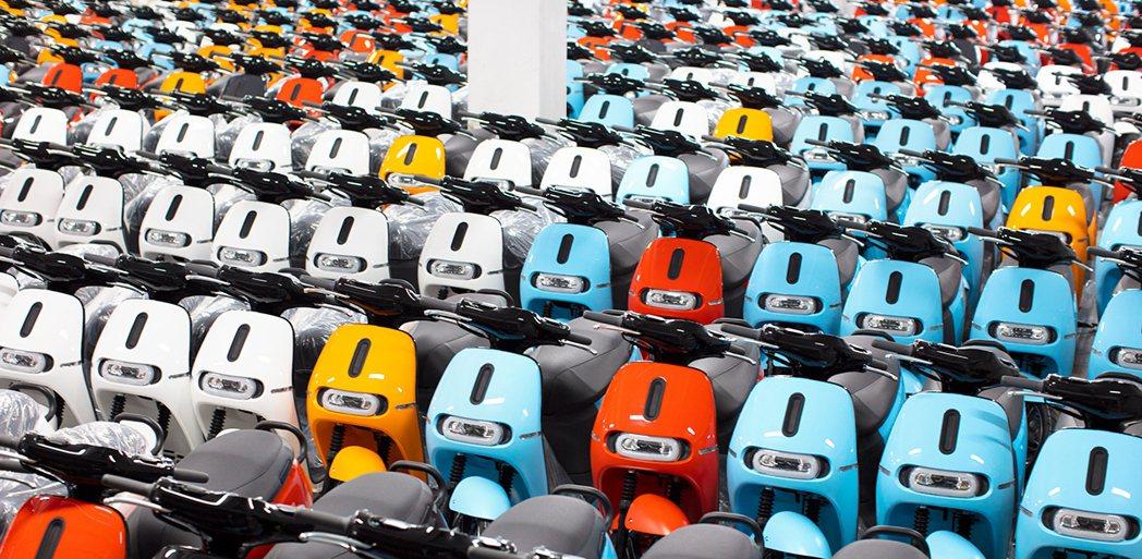 Gogoro 2 將於 7 月 8 日舉行三地同步交車活動。 Gogoro 提供
