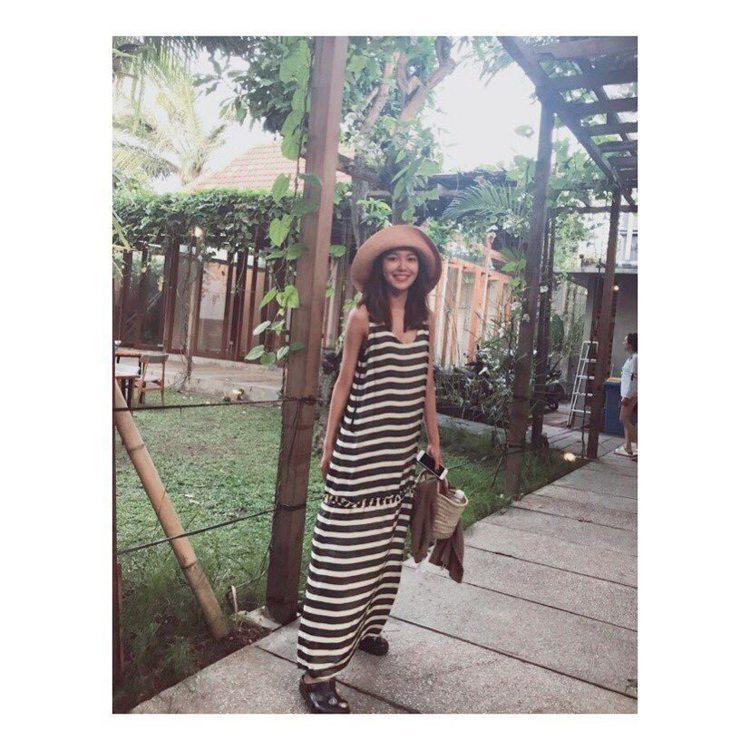 少女時代成員秀英。圖/擷自instagram