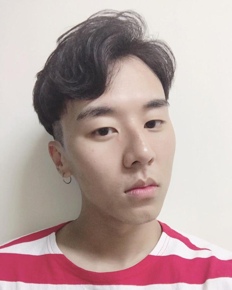 髮型創作/Ink Hair Salon - 陳映臻。圖/HairMap美髮地圖提...