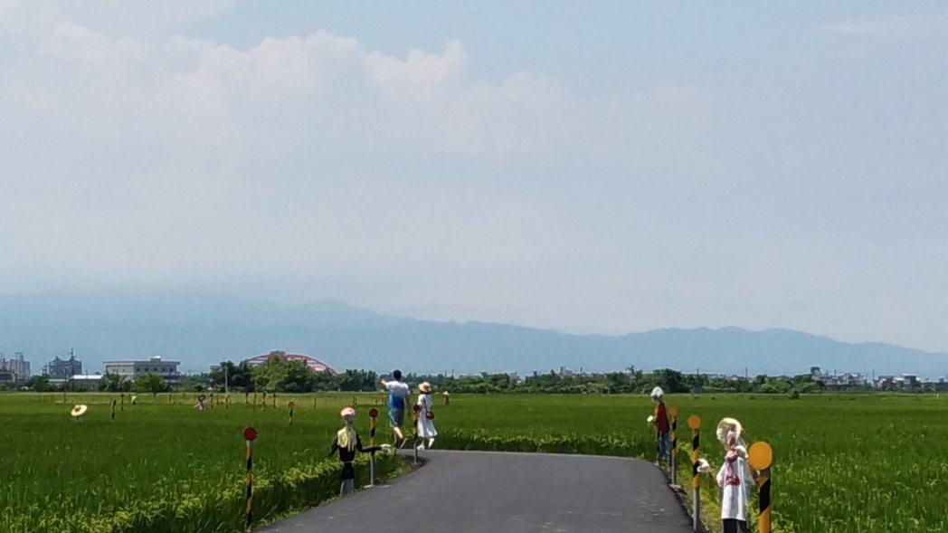 今天天氣晴朗炎熱。聯合報系資料照/記者楊德宜攝影