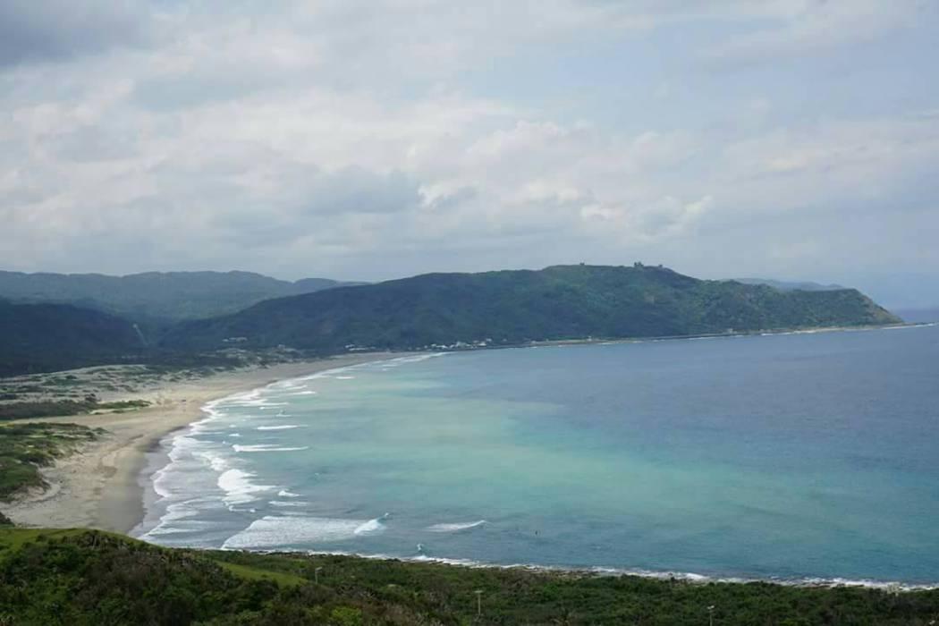 九棚村東臨太平洋,八瑤灣是琉球船難的登陸點。記者潘欣中/翻攝