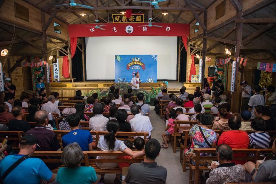 文史工作者江明赫的大林小旅行愈來愈豐富,最近還有結合音樂、電影欣賞和單車慢遊。圖...