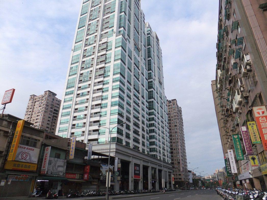 汐止房價從四字頭降至三字頭。記者游智文/攝影