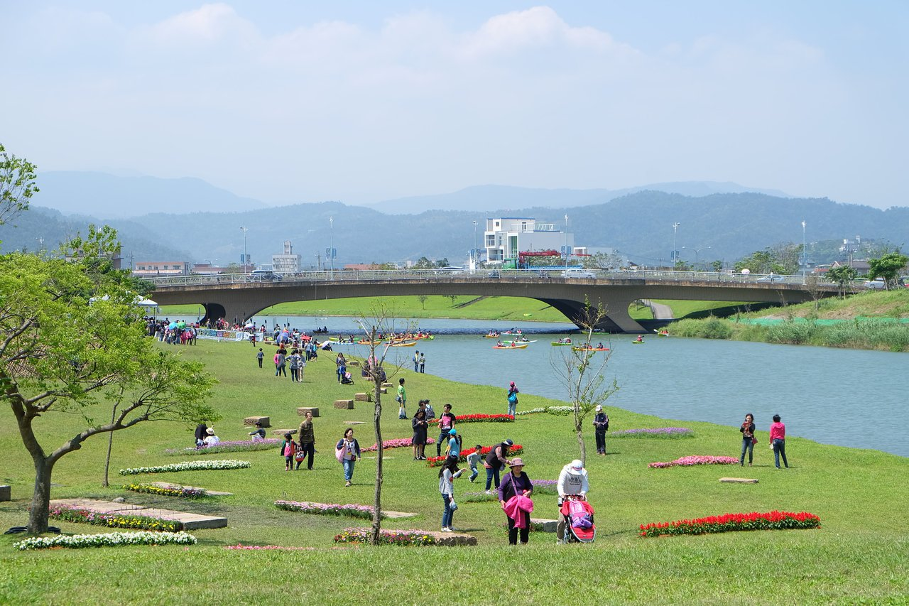 宜蘭縣冬山鄉生態綠舟7月1日起入園將收費。記者張芮瑜/本報資料照