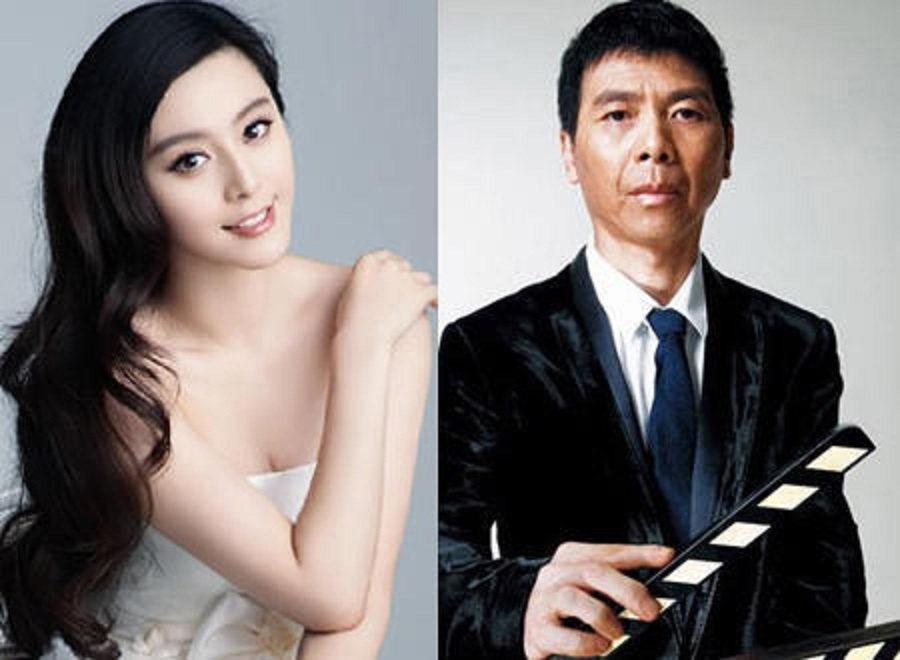 范冰冰(左)馮小剛(右)等14名華人入選奧斯卡評委會員。圖/騰訊娛樂
