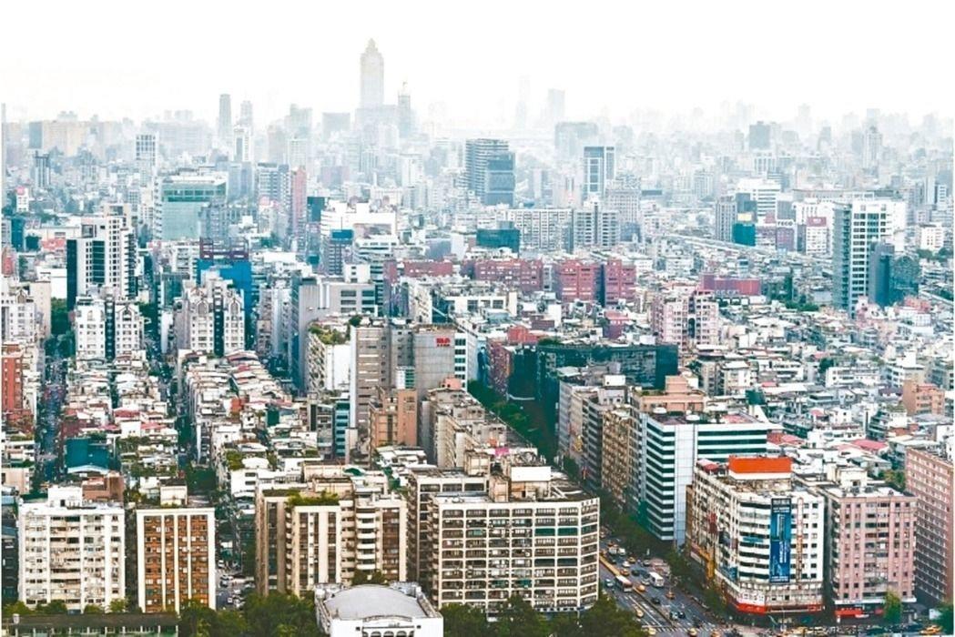 台北市修正「台北市房屋稅徵收自治條例」,建商囤房稅可望調降。 圖/報系資料照