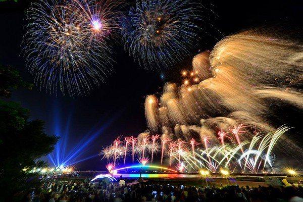 澎湖花火節即將追加3場煙火活動。圖/翻攝澎湖海上國際花火節粉絲團