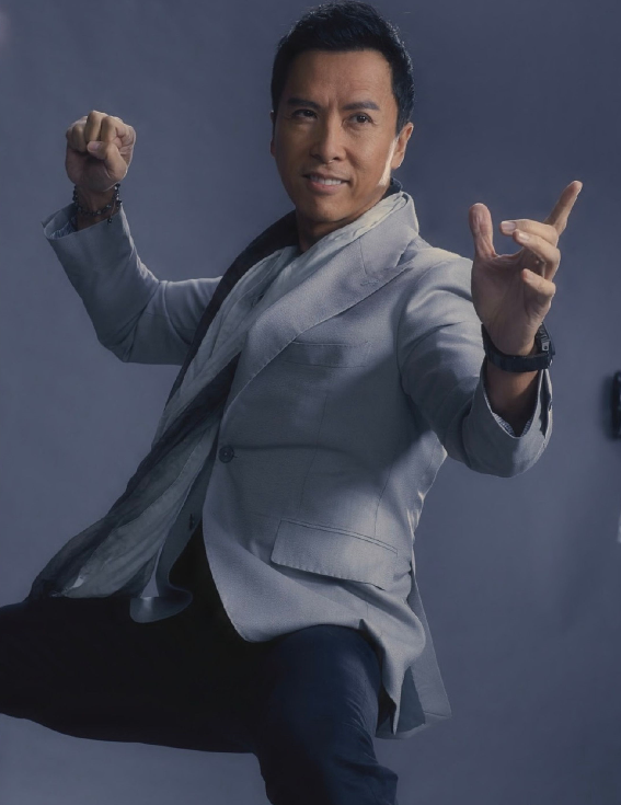 甄子丹可望取得票選奧斯卡獎得主的資格。圖/摘自微博
