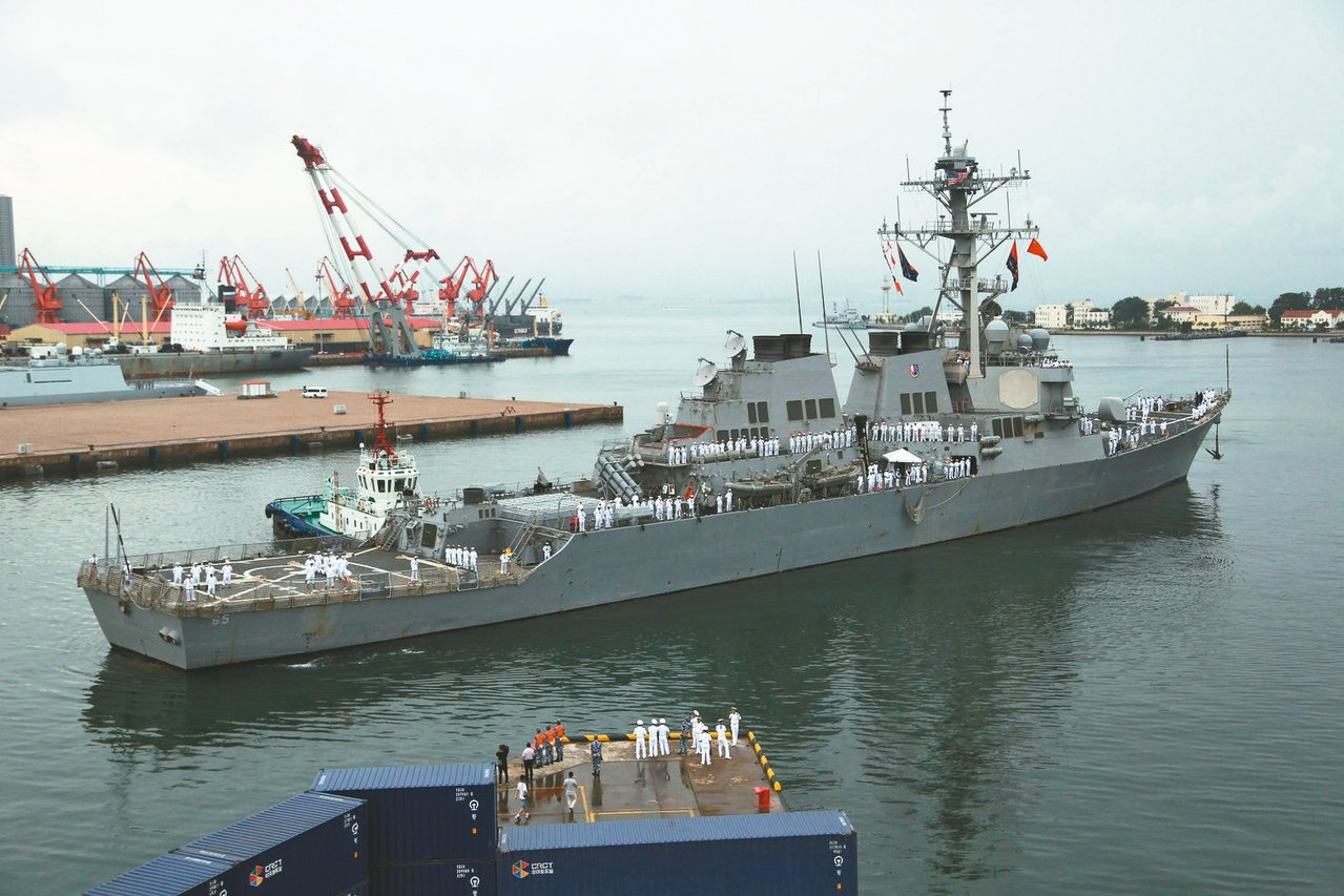 美國參院通過國防授權法 寫入美台軍艦互訪