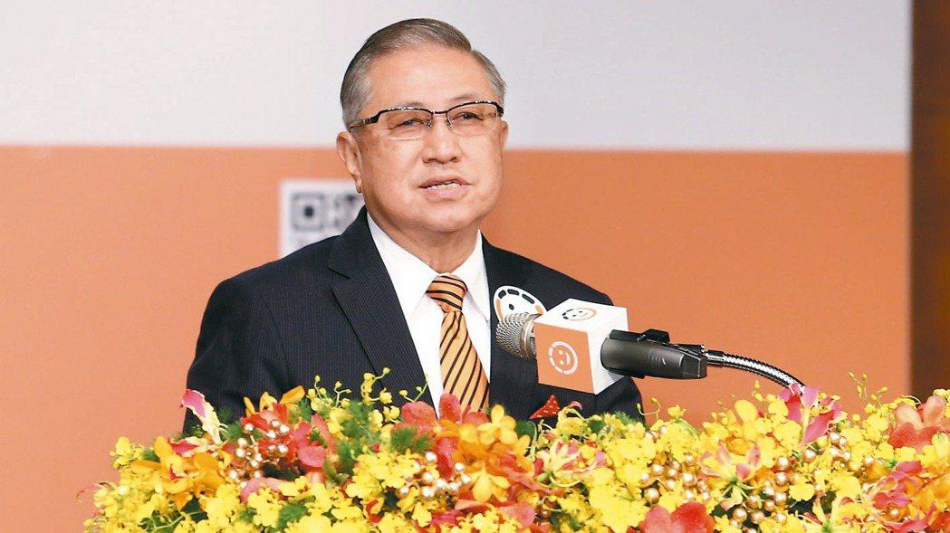 王道銀行董事長駱錦。 報系資料照