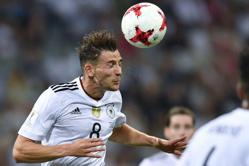 格瑞茲卡在上半場3分鐘內就轟入2球,為德國隊奠定勝利的基礎。 美聯社