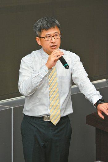 《台灣法學雜誌》社長田金益。圖/聯合晚報
