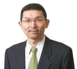 元富投顧總經理劉坤錫