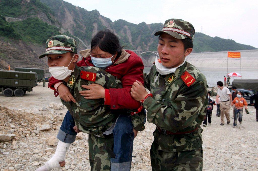 隨着平原地區人口膨脹,移民壓力日增,大量漢族人開始沿着岷江峽谷等通道上溯。 圖/...