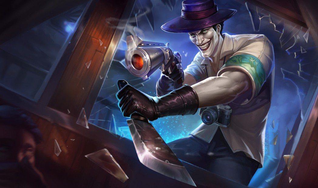 小丑在原作中的經典造型「致命玩笑」也同步登場,讓玩家能感受兩種不同的遊戲體驗。