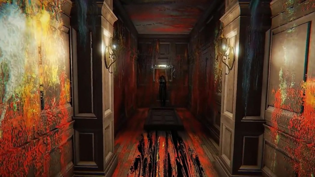 層層恐懼 Layers of Fear