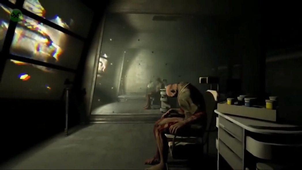 絕命精神病院 Outlast