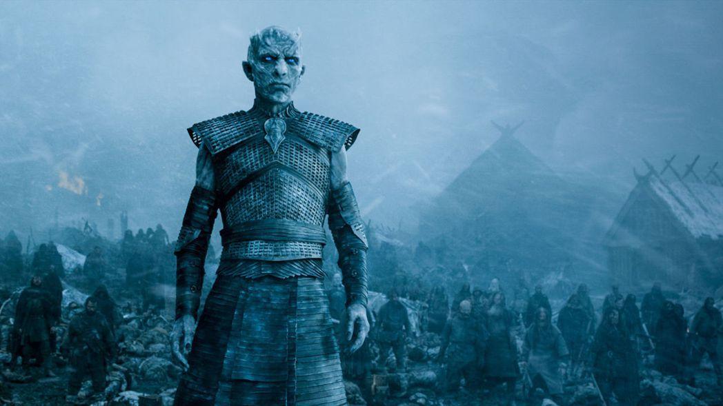 駭人的異鬼將在「冰與火之歌:權力遊戲」第7季有顯著分量。圖/HBO提供