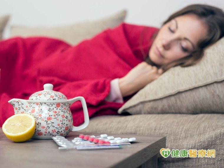 預防流感的7大絕招,包括打疫苗、勤洗手、戴口罩、掩口鼻、速就醫、好作息、多休息。