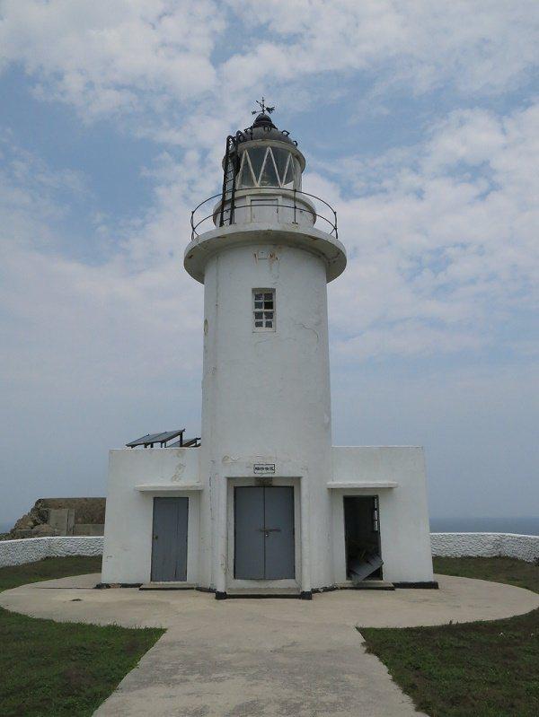 花嶼燈塔是花嶼地標之一
