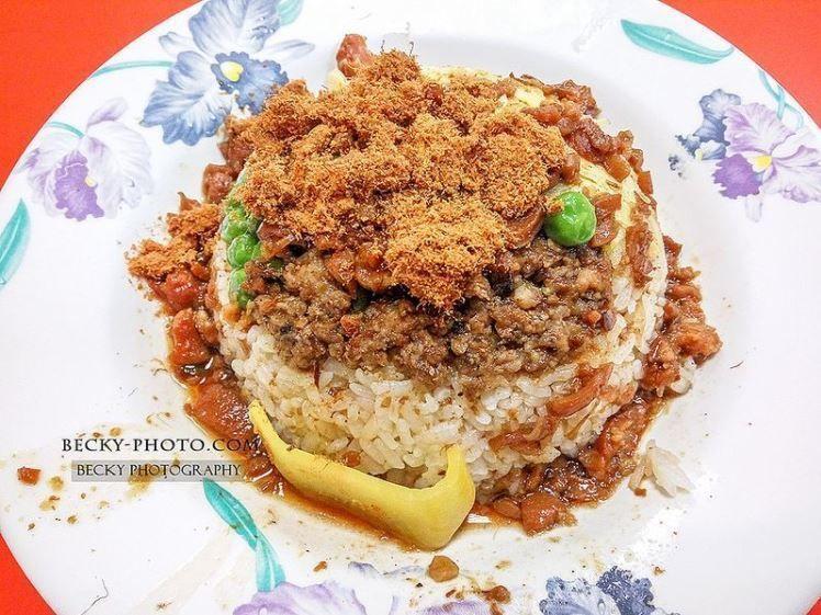 「炊仔飯」是斗六特有的小吃(Instagram授權作者-wans0201)