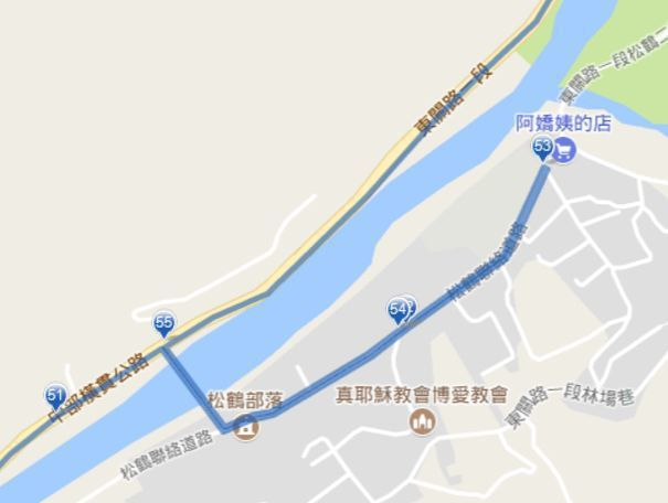 台中市公車266路往返東勢─谷關,7月起每日增加8班繞進松鶴部落,居民搭公車可少...