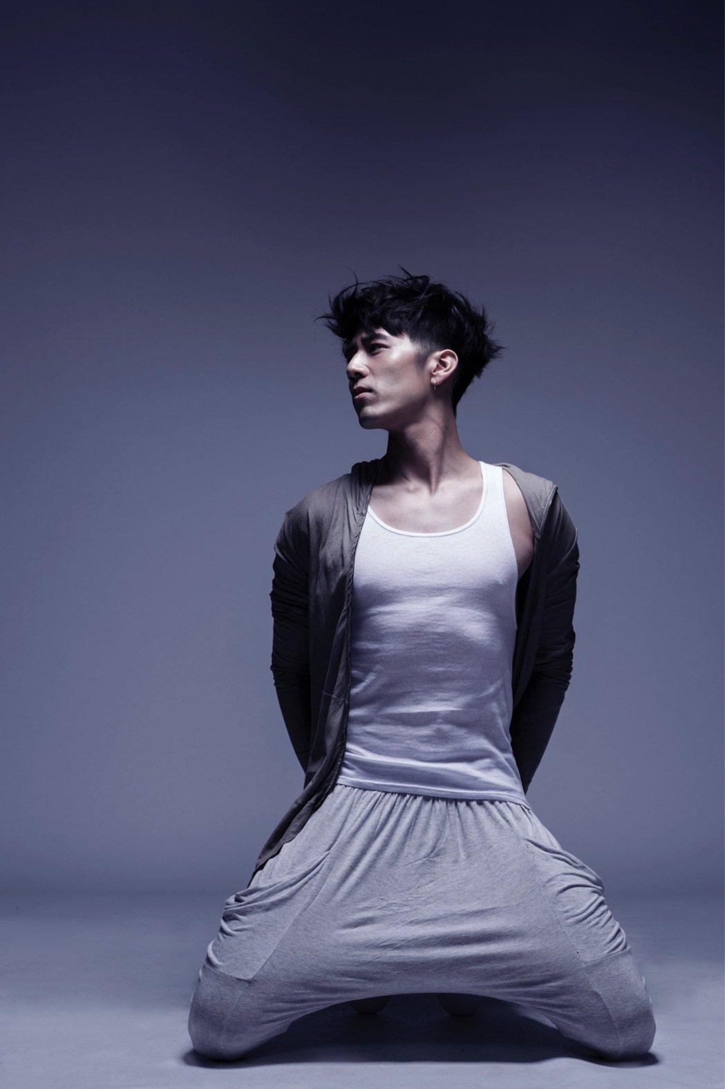 胡宇威發行新單曲「請不要打擾」。圖/寶麗來國際娛樂提供
